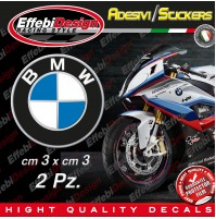 Adesivi Stickers BMW 3cm S1000RR GS 1200 1150 ADVENTURE M SERIES 1 3 RT F R K C