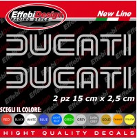 Adesivi Stickers DUCATI OLD panigale 848 1098 999 749 916 998 748 996 monster