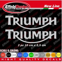 Adesivi Stickers TRIUMPH sppedtriple 675 bonneville streettriple tiger