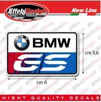 Adesivi Stikers BMW GS 1200 R ADVENTURE 30 YEARS ANNIVERSARY, TOP QUALITY !!