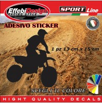 Adesivo/Sticker MOTORBIKE CROSS MX 1 2 GP CAIROLI EVERTS PAULIN DESALLE