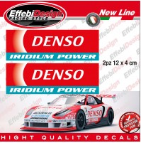 Adesivo/Stickers DENSO iridium power BMW SUZUKI NISSAN NISMO FORD SUZUKI