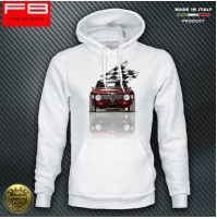 Felpa Hoodie Alfa Romeo GT Junior 1300 Legend Alfa Scalino Rally History FB TEE