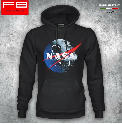 Felpa Hoodie NASA 60th Constellation Space Shuttle Program Star Wars FB TEE