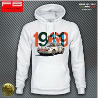 Felpa Hoodie Porsche 911 1969 Tour the France Winner Rally Legend Montecarlo Old