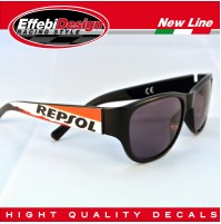 OCCHIALI DA SOLE REPSOL HONDA MOTO GP MARQUEZ PEDROSA SUNGLASSES HIGHT QUALITY!