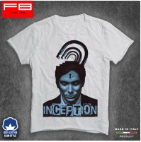 T-Shirt Inception Idea Inside Film Leonardo Di Caprio Christopher Nolan FB SLUB