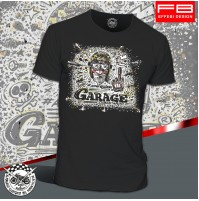 T-Shirt AIDM Original Garage Bastardo